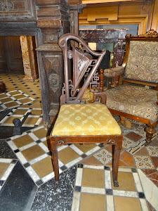 Антикварный стул 19-й век. 700 евро.