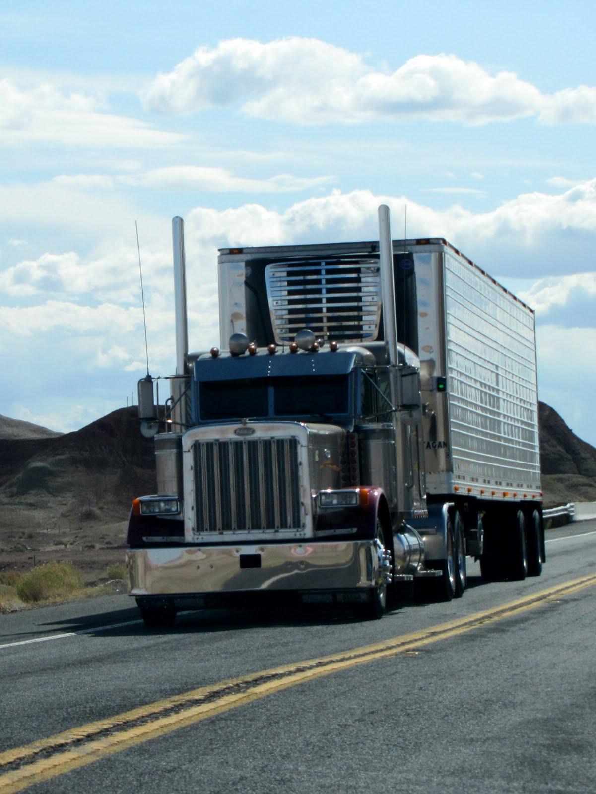 Sliver truck, 2006 Kenworth T200