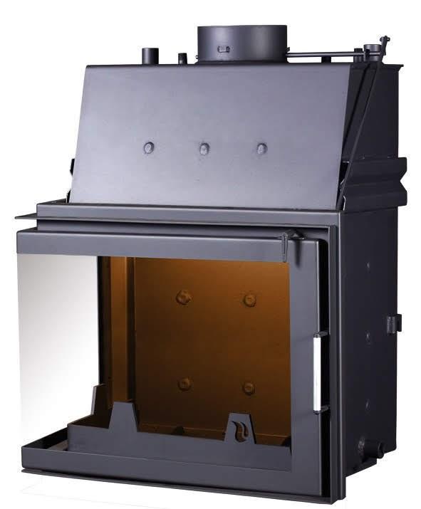 PANAQUA CG 75 LIJEVII lateral dim. 750x503 promjer dimovodne cijevi: fi200