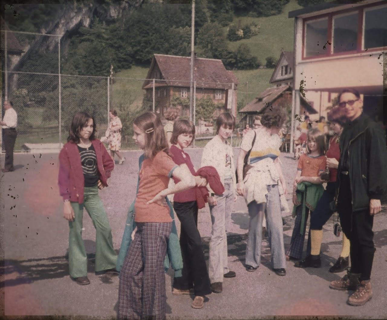 1975 Kluftfest und Elternabend - Elternabend75_076