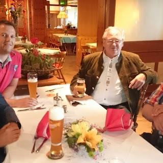 80. Geburtstag von Manfred Hänisch
