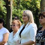 Czuczor Mária, Andód polgármestere és munkatársa is tiszteletét tette az ünnepségen