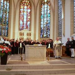 2008 Kirchgang am Sonntag