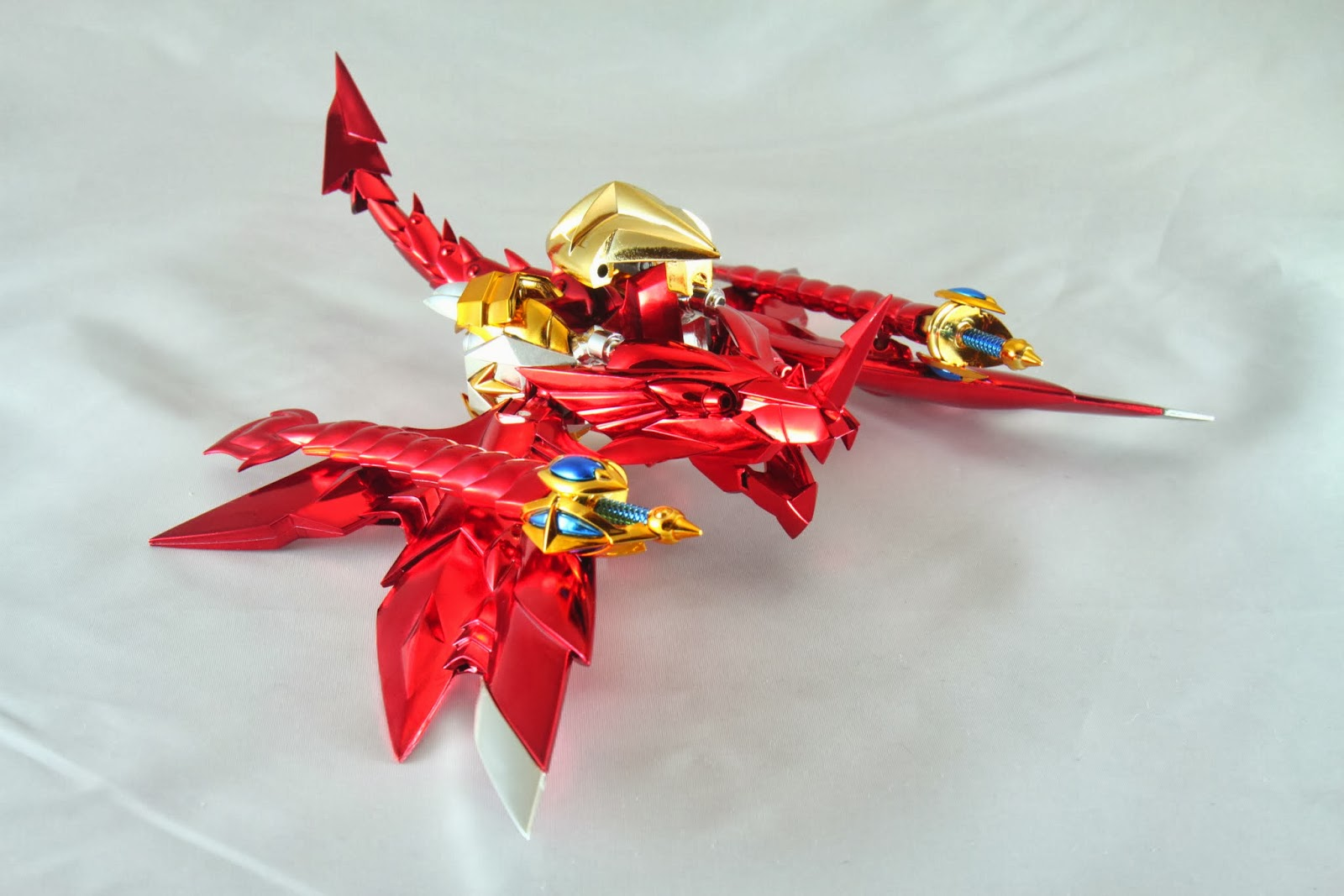 ドラグフリューゲル 守護獸,簡單說是武器架