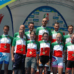 BORGO VALSUGANA (TN) - CAMPIONATI ITALIANI 17-06-2012