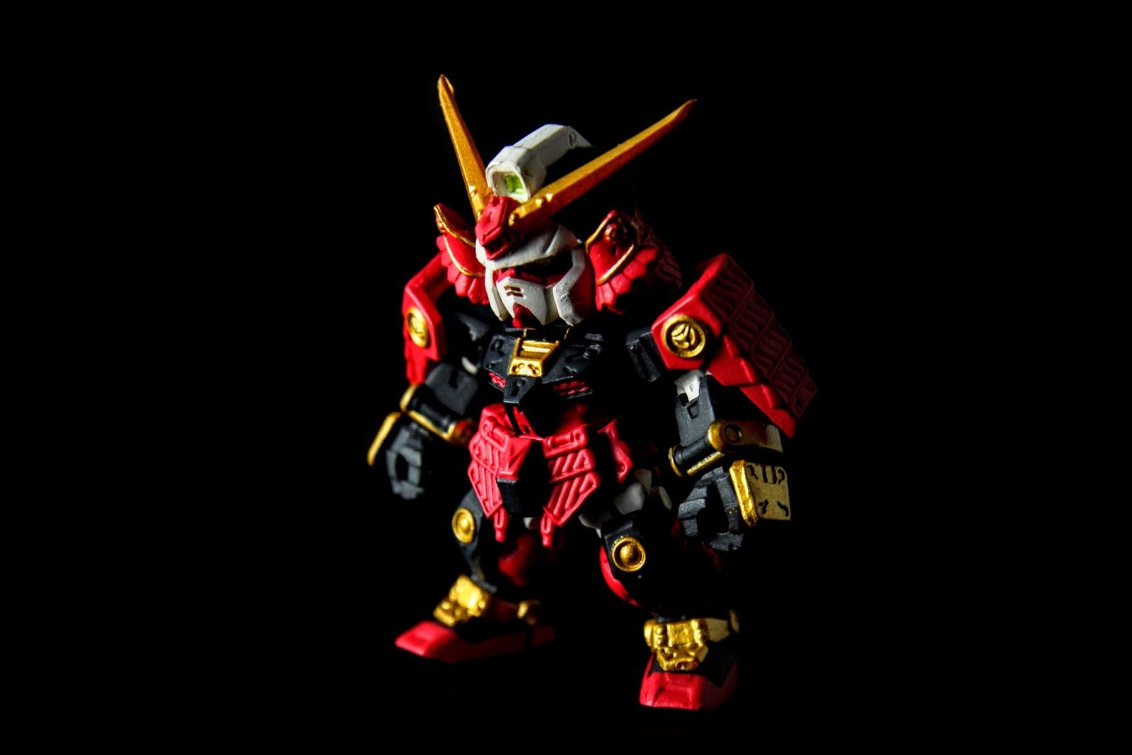武者頑駄無, 頑駄無就是鋼彈的日文漢字