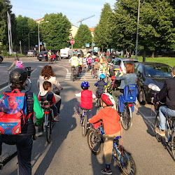 BIKE-TO-SCHOOL A MELEGNANO