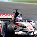 Jenson Button Honda F1.06