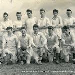 Junior Cup Team 1957-58