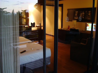 Glimpse of our suite