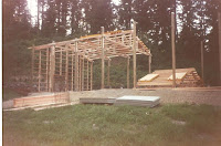 1993 - Shrine Construction  2