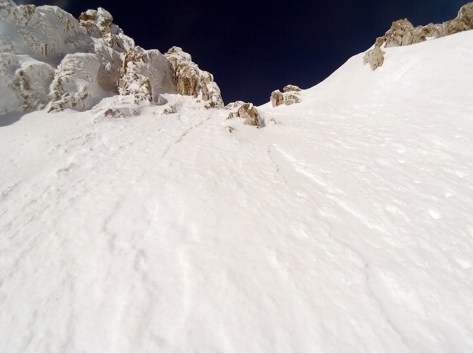 pogled prema izlazu