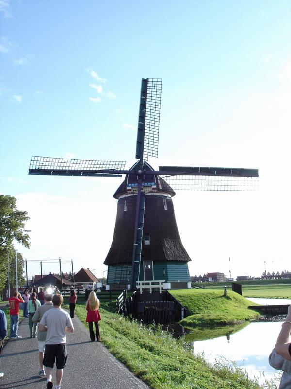 My first windmill :)