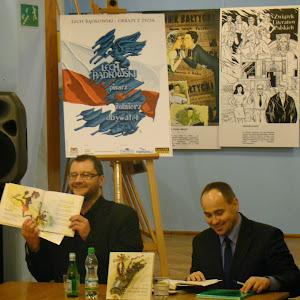 2014 rok - Promocja przekładu wierszy Juliana Tuwima na j. kaszubski w OKKP