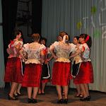 Az ipolyszécsénkei Rózsaszirom női éneklőcsoport