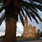 German church in Windhoek