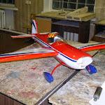 Extra 330SC в процессе производства