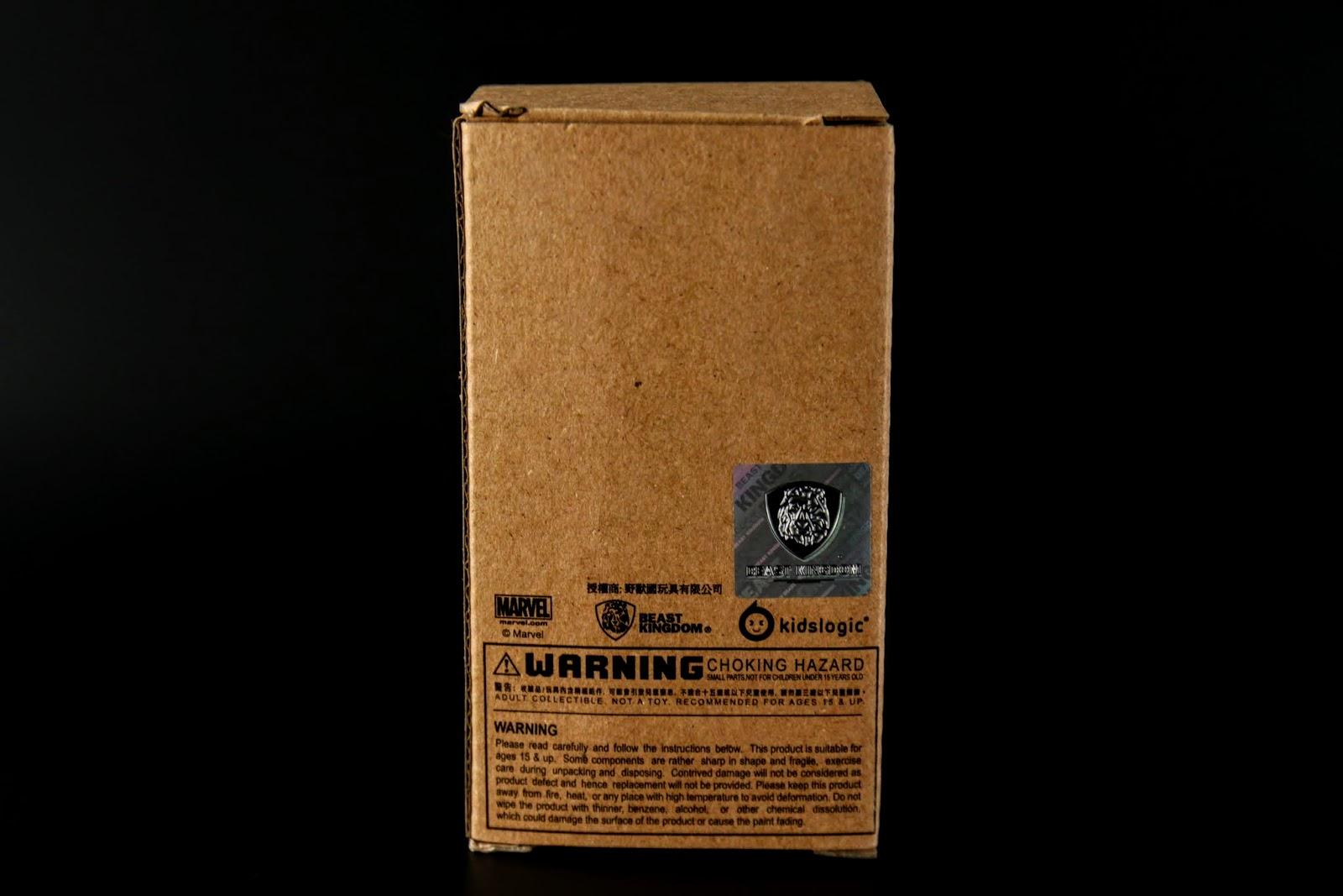 前面盒子就有寫是MK1,但是紙盒磅數不錯高