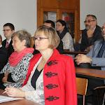 A hallgatóság soraiban szakközépiskolák vezetői és szakemberek ültek