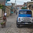 Zil trucks are popular in Cuba