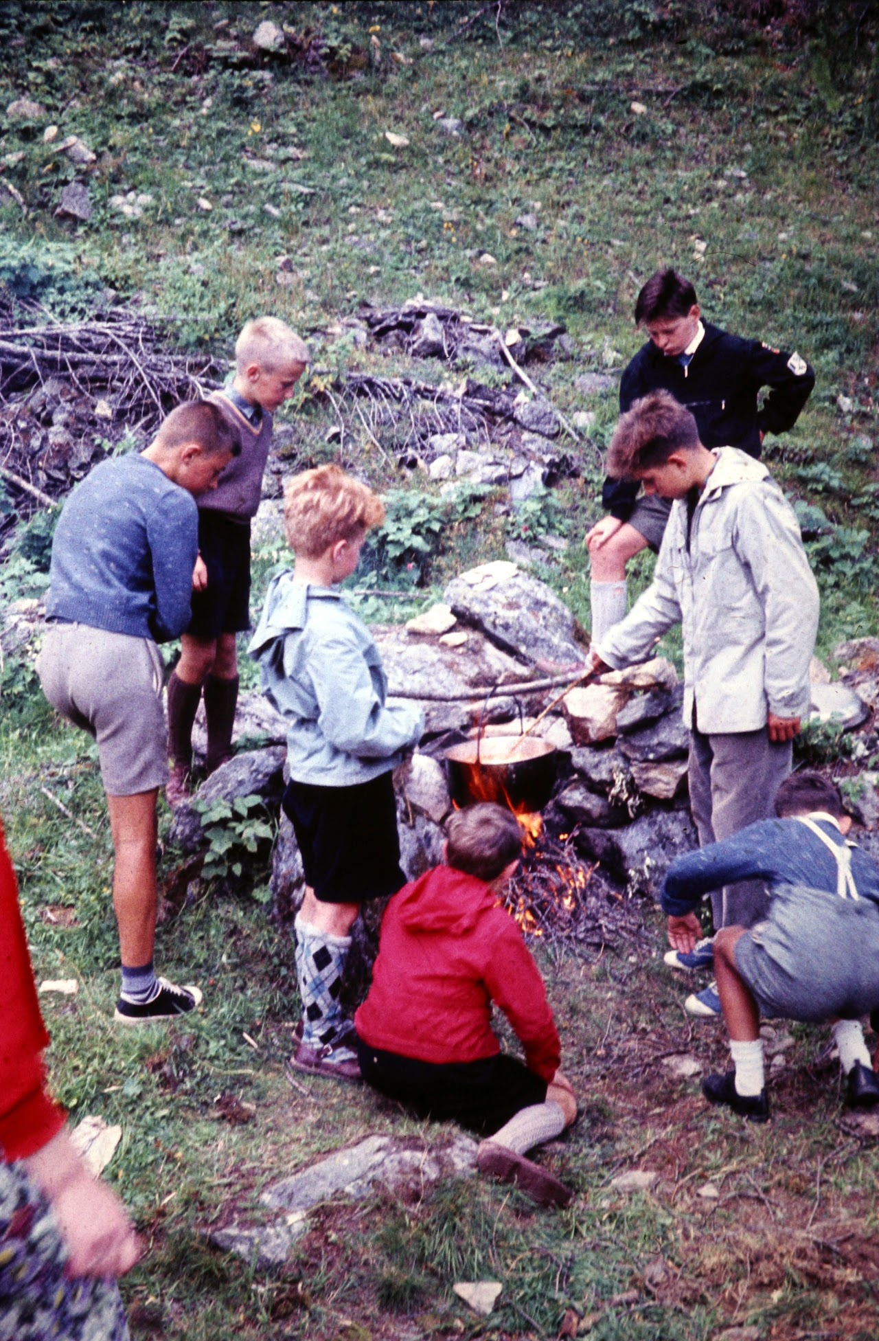 1971 Sommerlager - Sola71_002