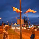 Lacey Lions Flag Raising