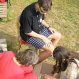 Táborová pouť (5): Hledání jehly v kupce sena