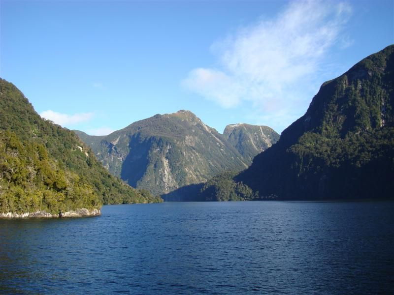Crooked Arm, Doubtful Sound