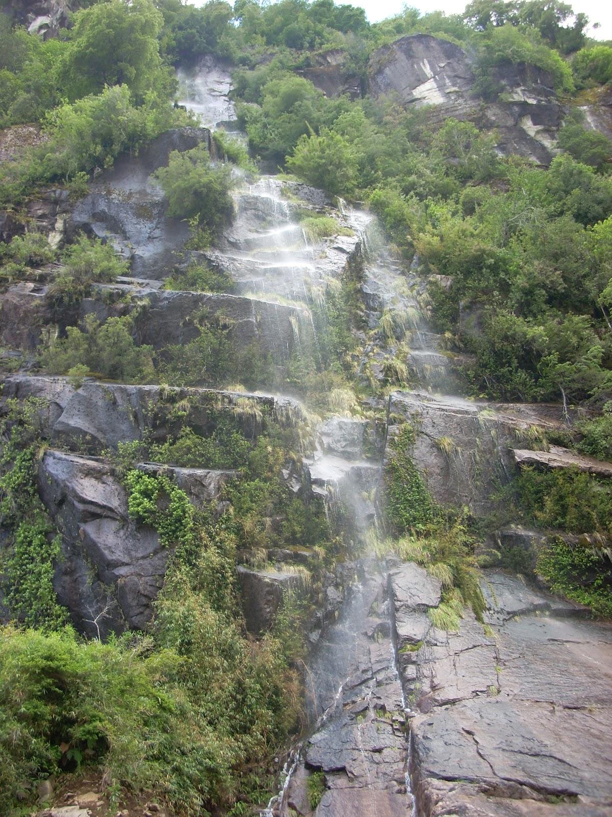 So many waterfalls here