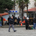 Georgian-Turkish border is visa-free, but has a lot of smuggling problems both ways