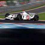 Jacques Villeneuve, Au Rouge BAR 004