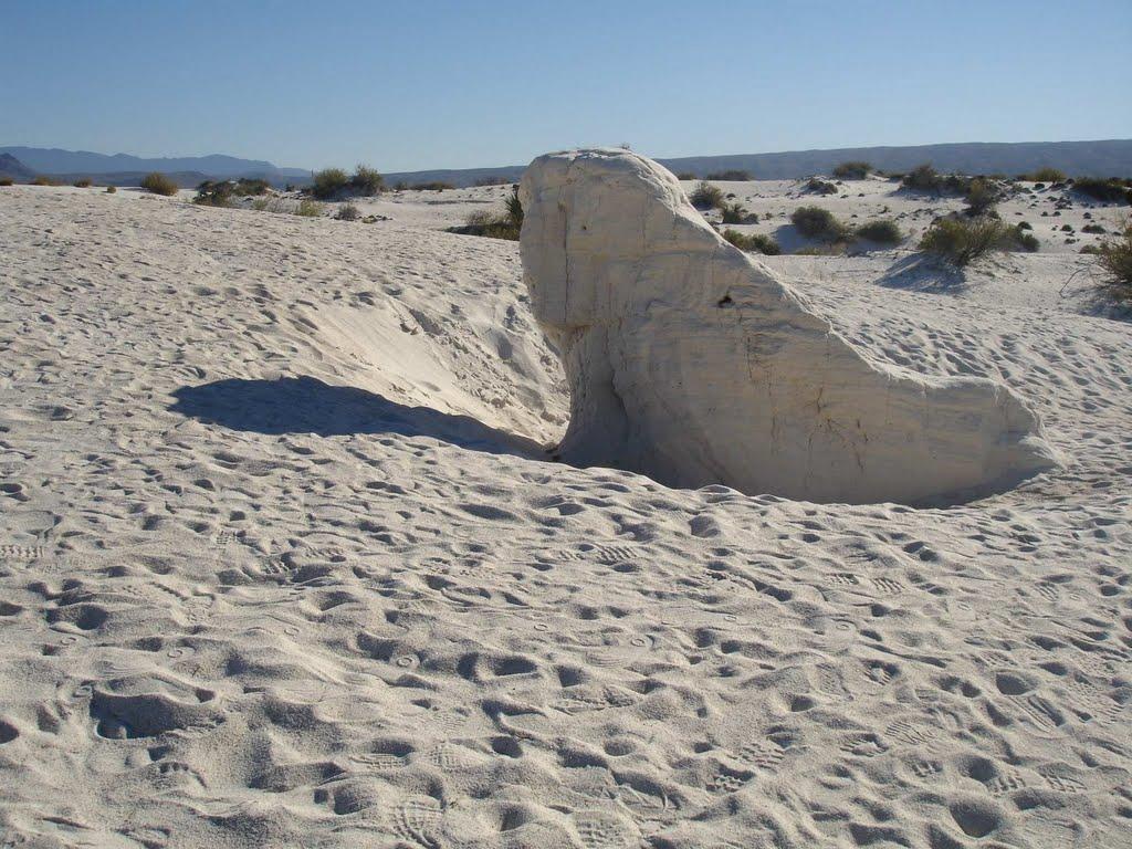 feinster Sand