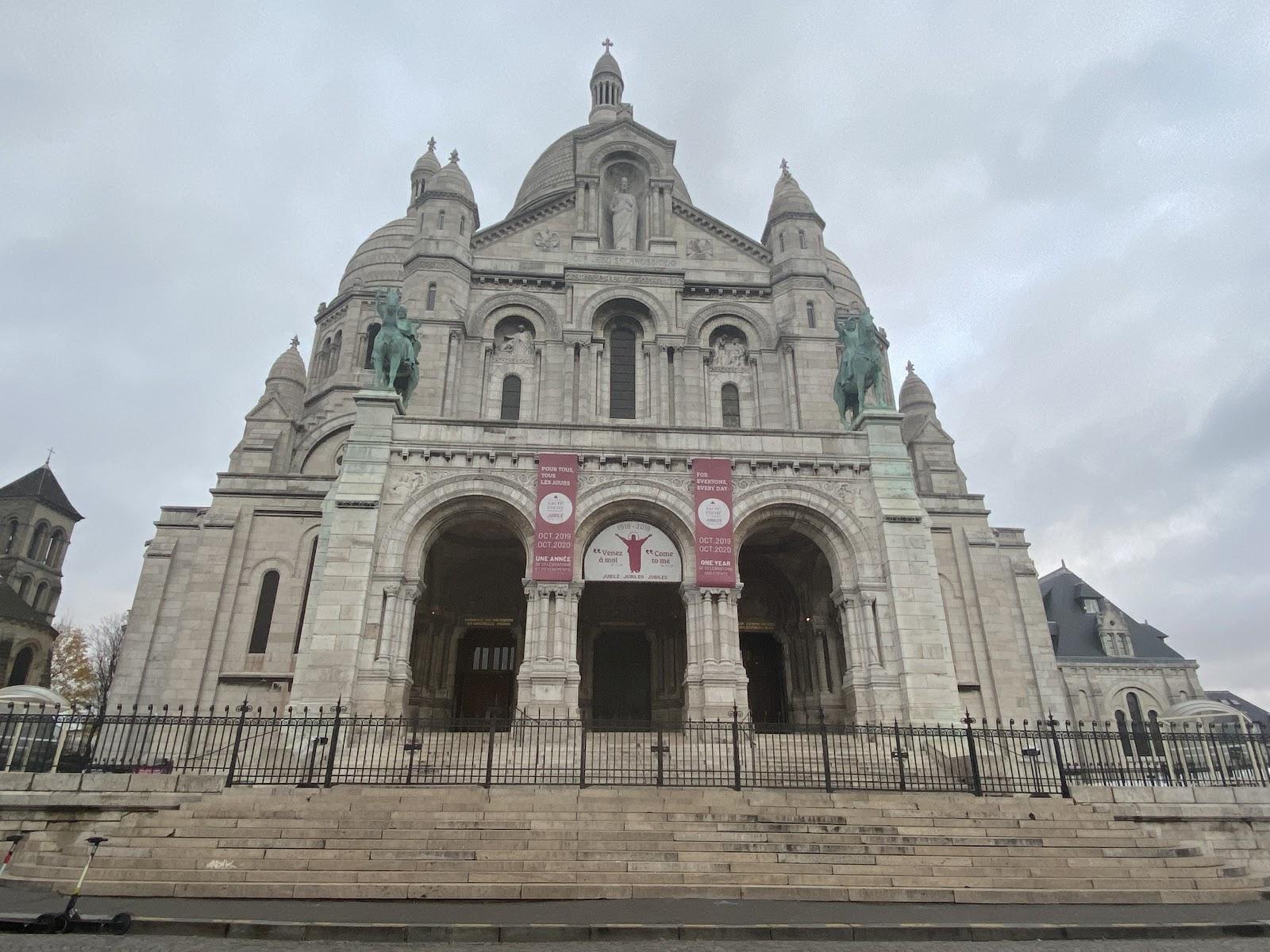 Montmartre - Sacré-Cœur