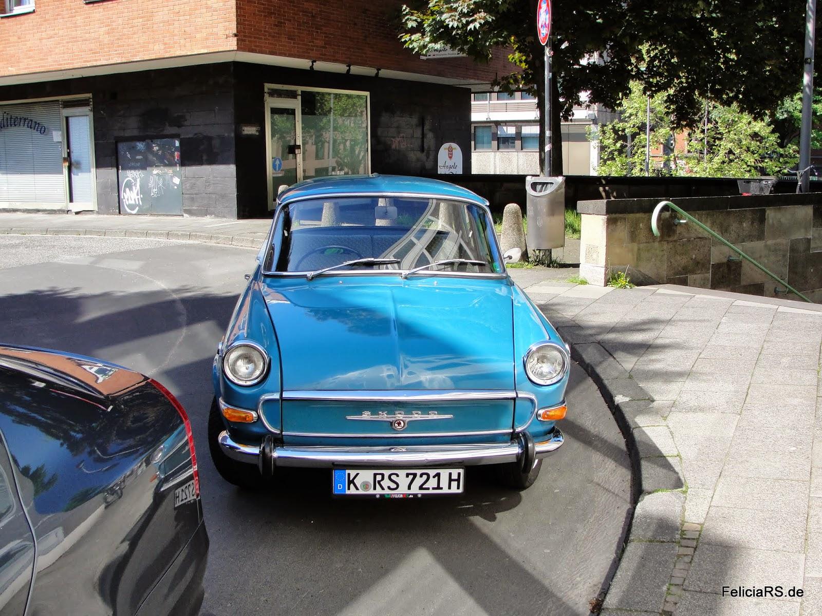 Das älteste Auto mit der geringsten Laufleistung.