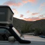 Sunset in Pinyon Wash