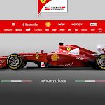 Ferrari F2012 front right side