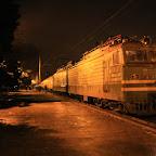 One-eyed overnight train to Tbilisi