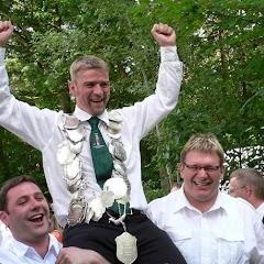 2007 Schützenfest: Königsschuss