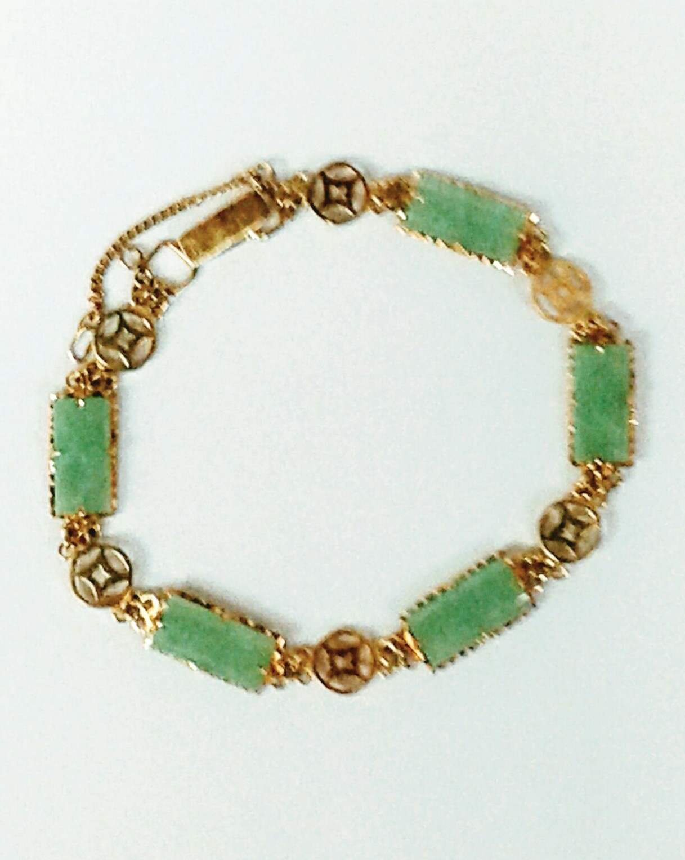 Classical Jade Bracelet