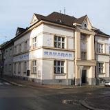 A v neděli po obědě opouštíme DDM Kamarád v České Třebové, kde jsme byli ubytováni