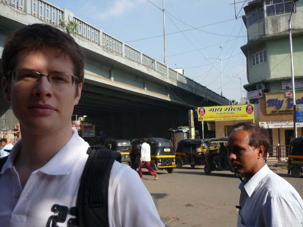 @ Chembur Station
