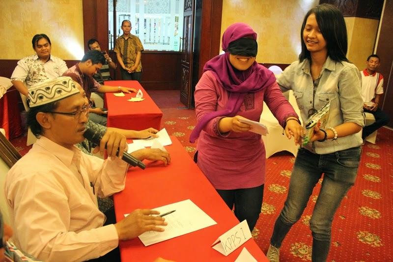 Simulation Election Voting at Observer Workshop Central Java 1-2 July 2014 - 4
