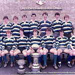 Senior cup Rugby team