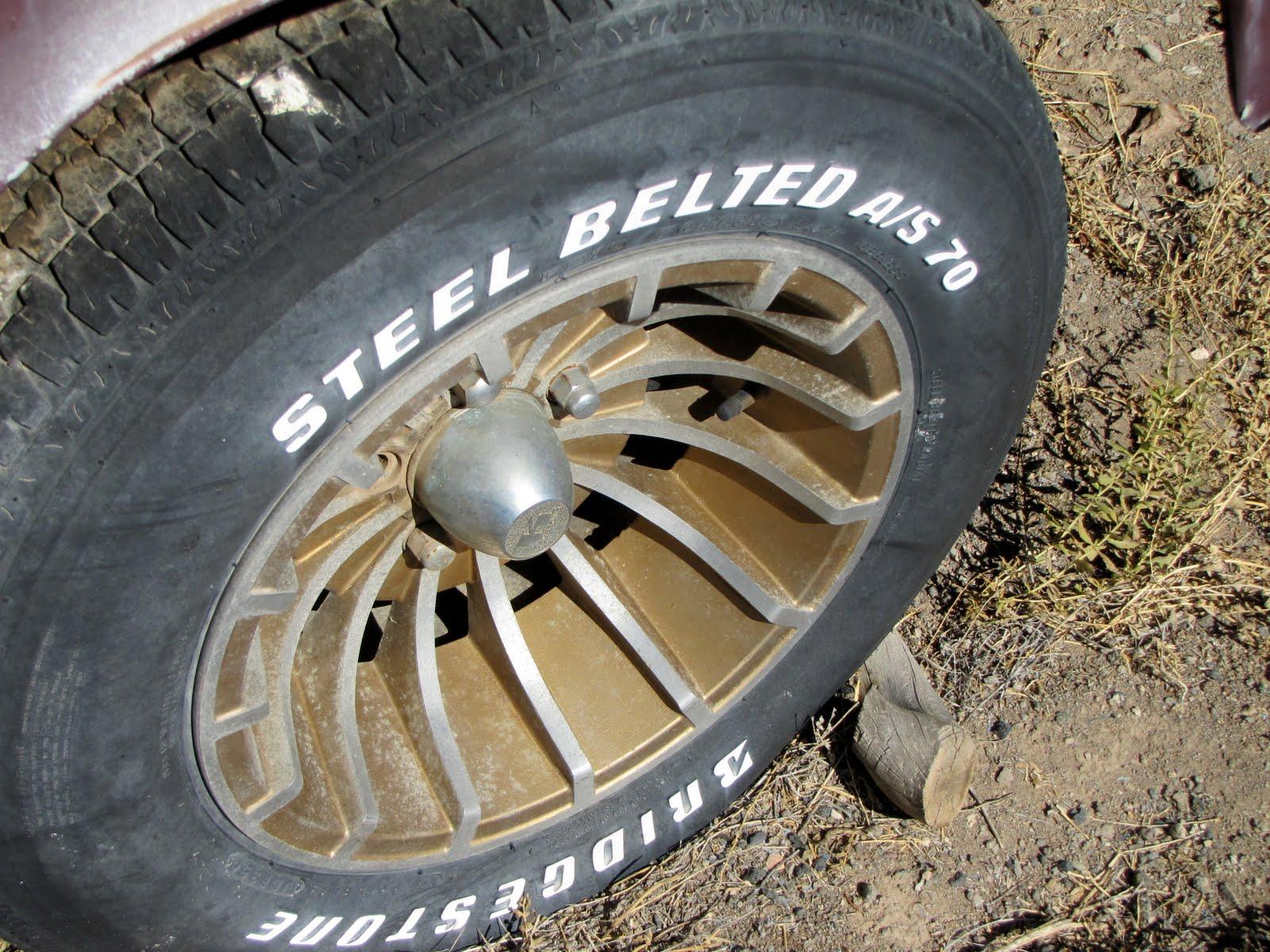 Steel Belted tire