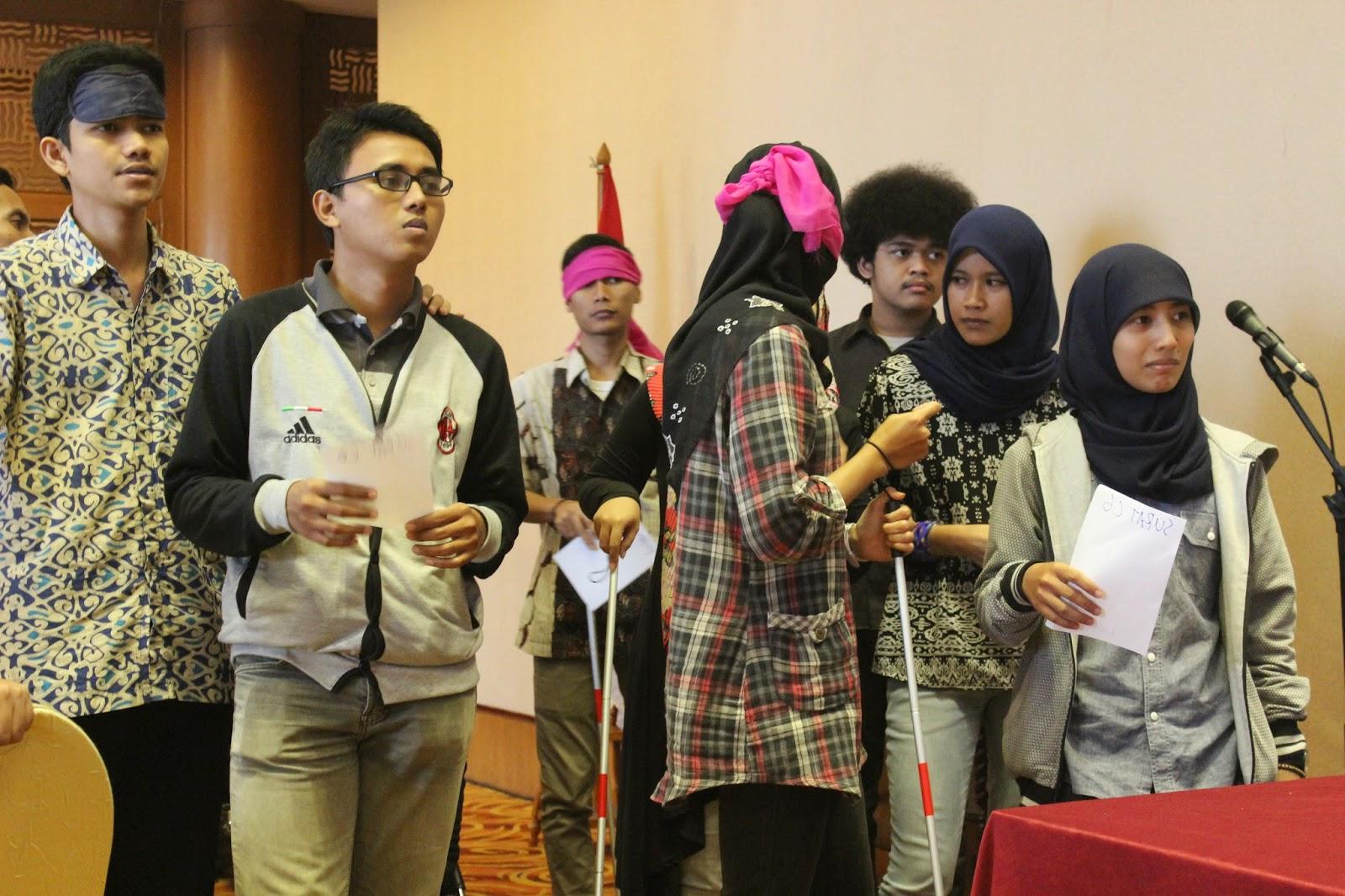 Election Simulation at Jakarta Observer Workshop on 4-5 July 2014 - 1