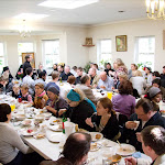Fifth Sunday of Lent: 25th Anniversary Trapeza