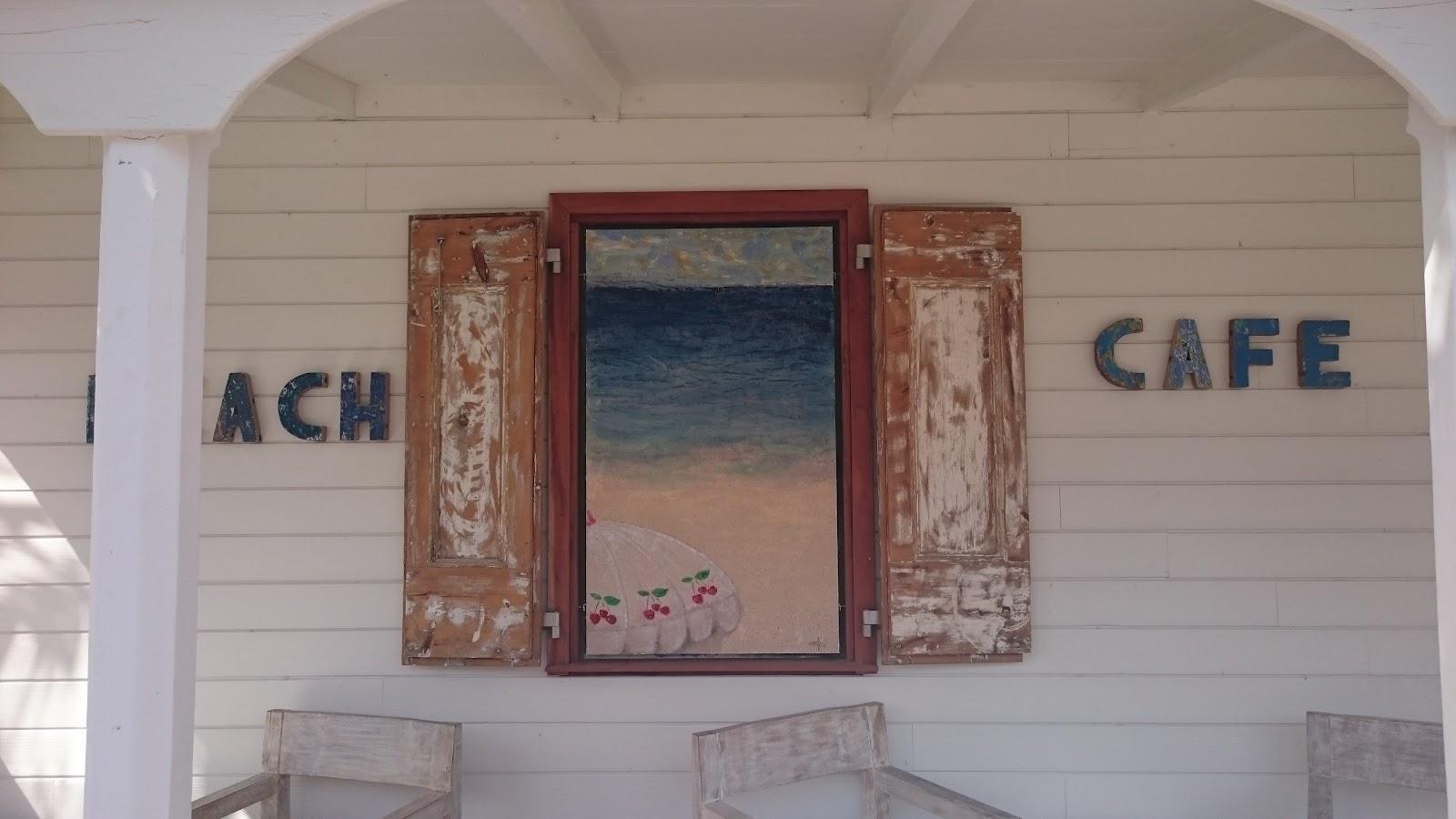 268 LE TEMPS DES CERISES (2015) -  114 x 67 cm - Acrylique, encres, sable sur bois