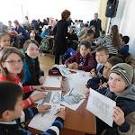 Ucenici în atelierul maestrului Ion Irimescu