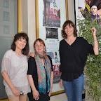 Emmanuelle de Riedmatten (productrice du film), Adeline Stern, et Adrienne Bovet (réalisatrice)
