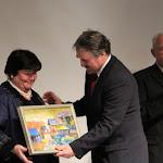 Tóth Borbála is átvette a díjat